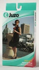 Juzo Attractive Knee High 15-20mmHg Closed Toe