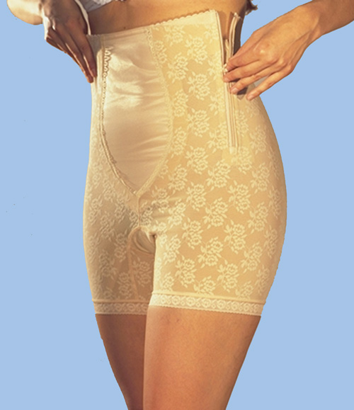 07f7c3f4d3d93 Abdominal and Back Support Girdle (reduces up to two sizes)