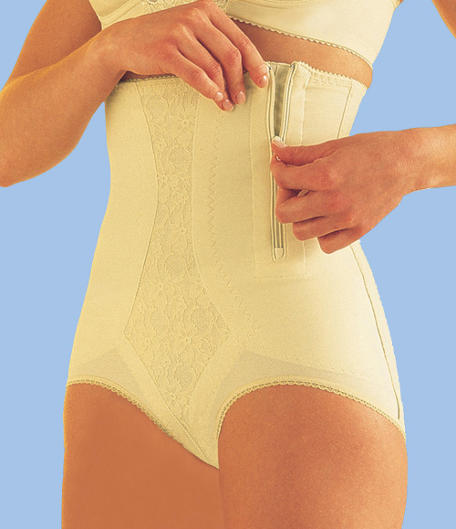 Abdominal and Back Support Girdle (reduces up to two sizes
