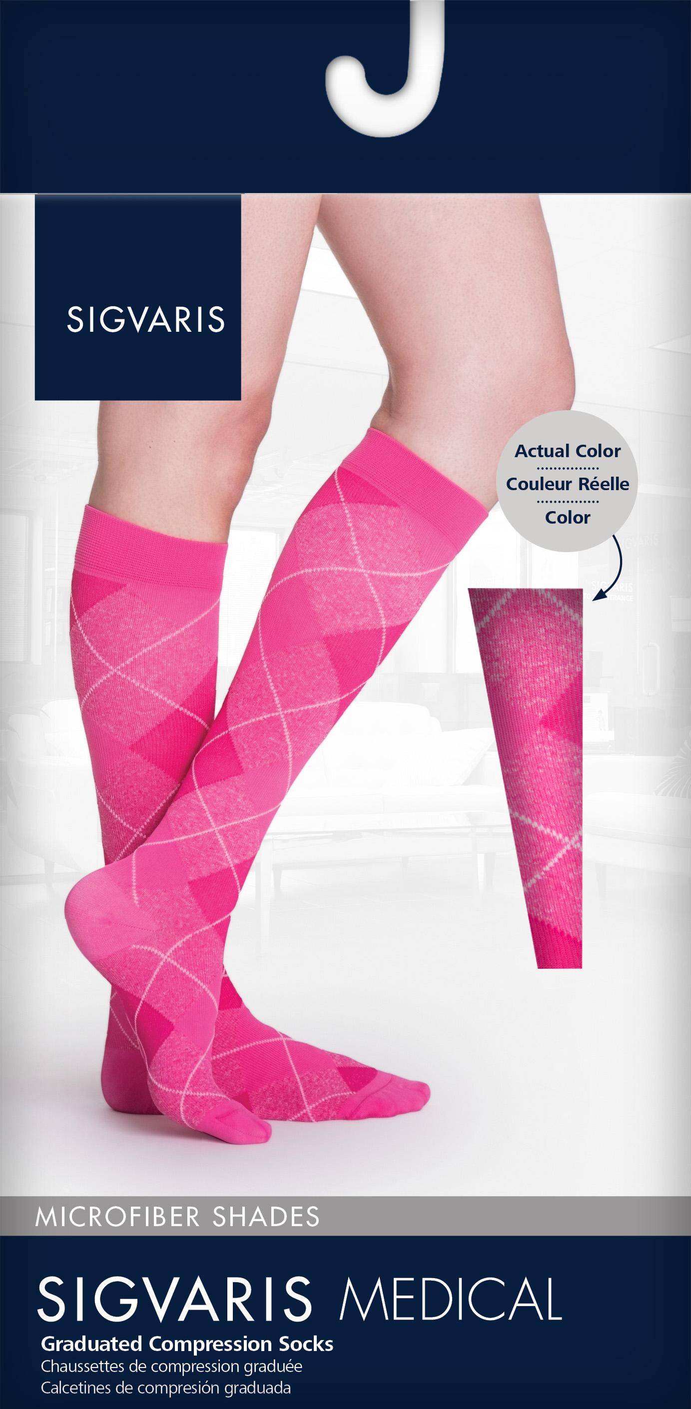 0f34c49e1 Sigvaris Microfiber Shades Women s Knee High 20-30mmHg